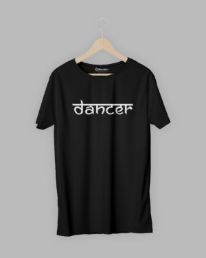 Dancer Modern Hindi T-Shirt