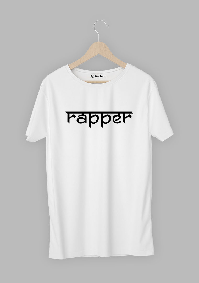 Rapper Modern Hindi T-Shirt