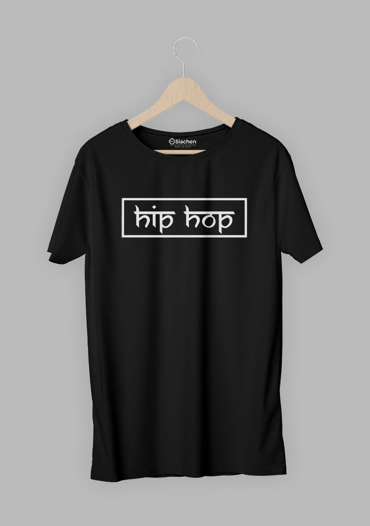 Hip-Hop Modern Hindi T-Shirt