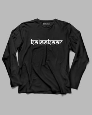 Kalaakaar Full Sleeve T-Shirt